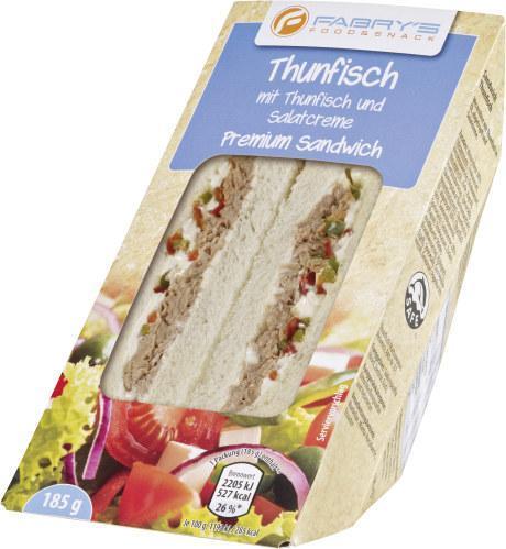 Fabry's Sandwich Thunfisch