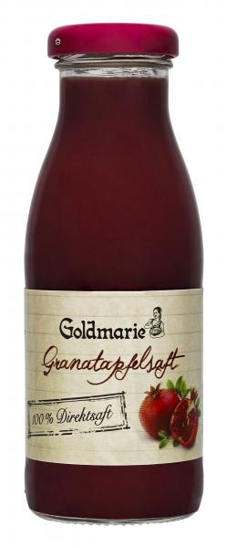 Goldmarie Granatapfelsaft Direktsaft