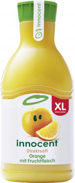Innocent Orangesaft mit Fruchtfleisch