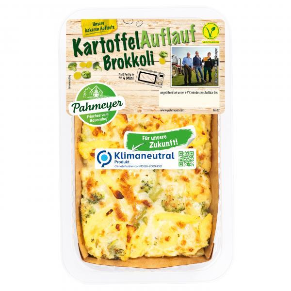 Pahmeyer Kartoffel Auflauf Brokkoli