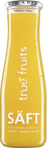 True fruits Säft Orange-Mango & so