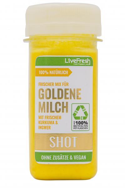 LiveFresh Goldene Milch