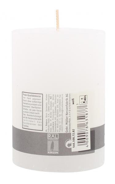 Müller-Kerzen Polar Stumpenkerze 100x68 weiß