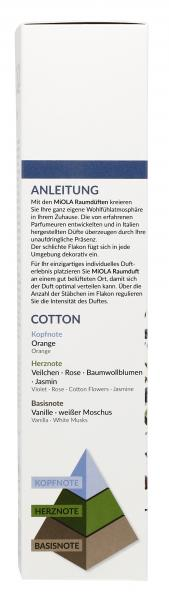 Miola Raumduft Cotton