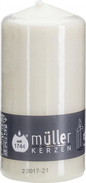 Müller-Kerzen BSS-Stumpenkerze 135/68mm vanille