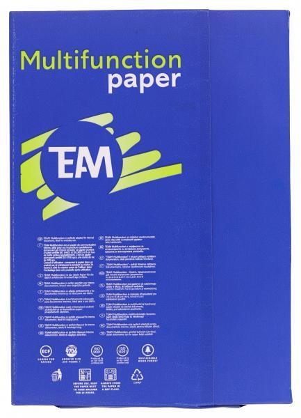 Team Multifunction Kopierpapier DIN A4 weiss 80g/m²