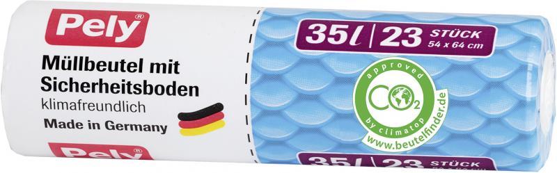 Pely Mülleimer-Beutel 35 Liter