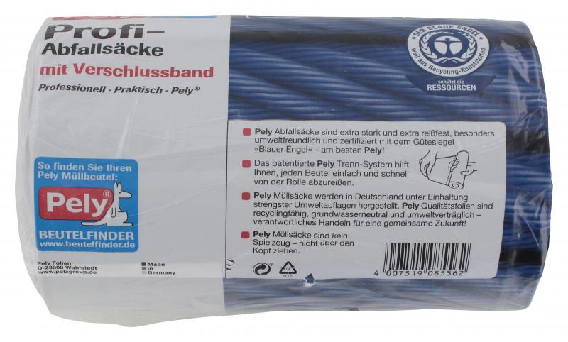Pely Profi-Abfallsäcke 120 Liter