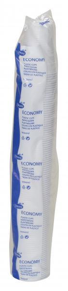 Duni Kaffeetassen Economy 210ml weiß