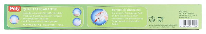 Pely Frischhaltefolie Spender-Box