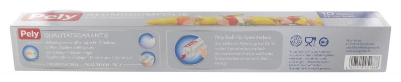 Pely Alufolie Spender-Box