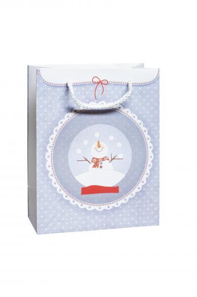 Duni Wonderland Geschenktüte 17,8x22,9x9,8cm