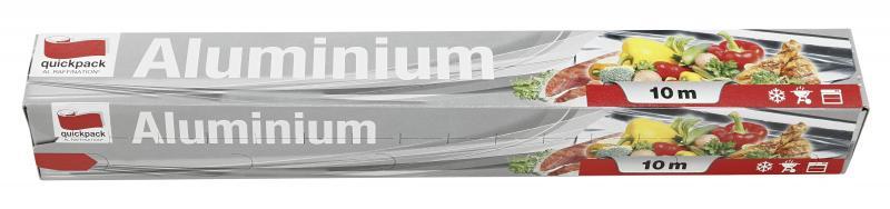 Quickpack Aluminiumfolie