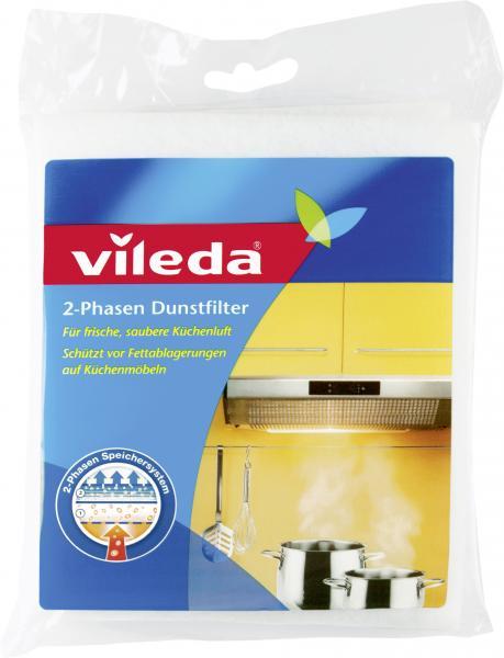 Vileda 2-Phasen Dunstfilter