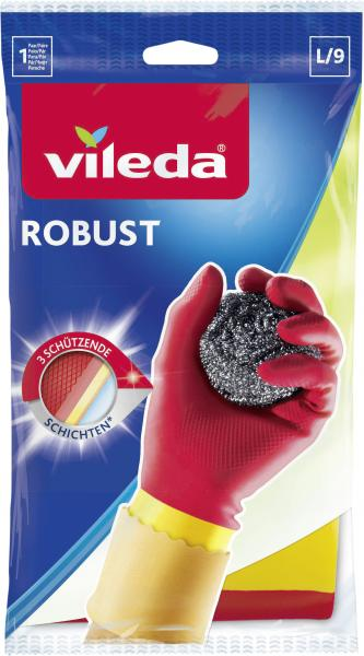 Vileda Der Robuste Handschuhe L