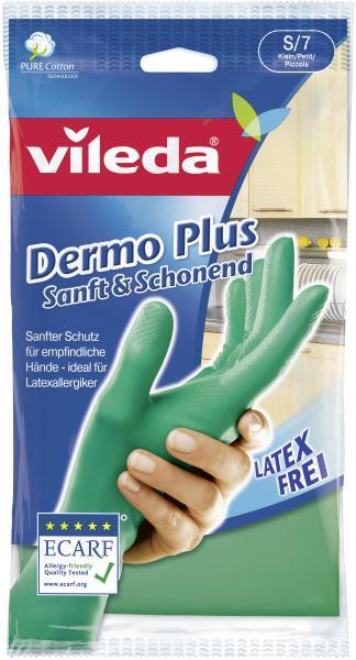 Vileda Sanft & Schonend Handschuhe S