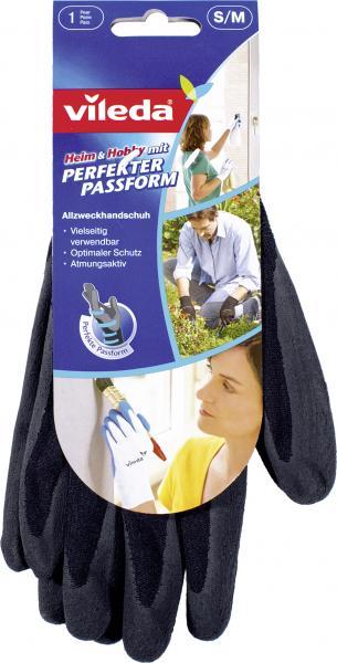Vileda Heim & Hobby Handschuhe S/M