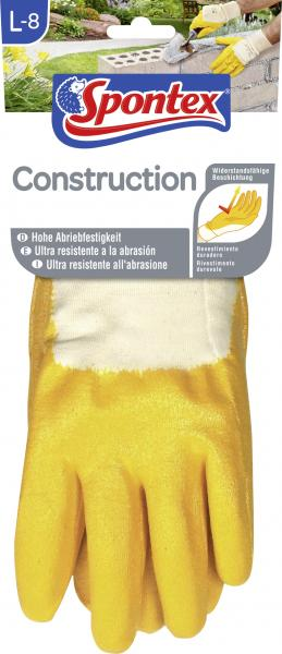 Spontex Contruction Handschuhe L-8