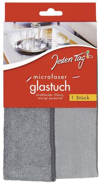 Jeden Tag Glastuch Microfaser