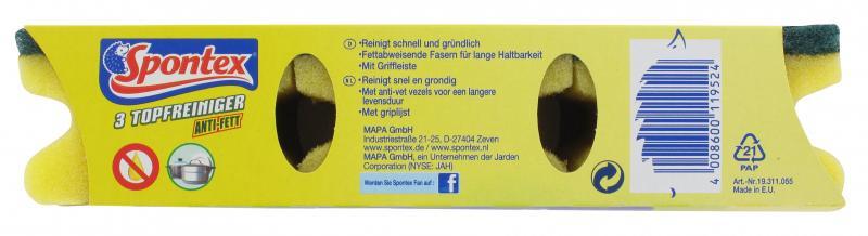 Spontex Topfreiniger Anti-Fett