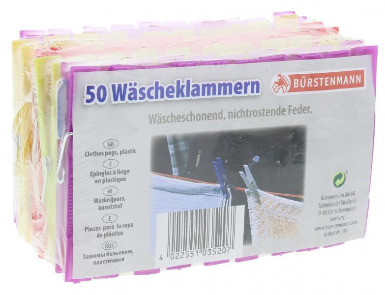 Bürstemann Wäscheklammern
