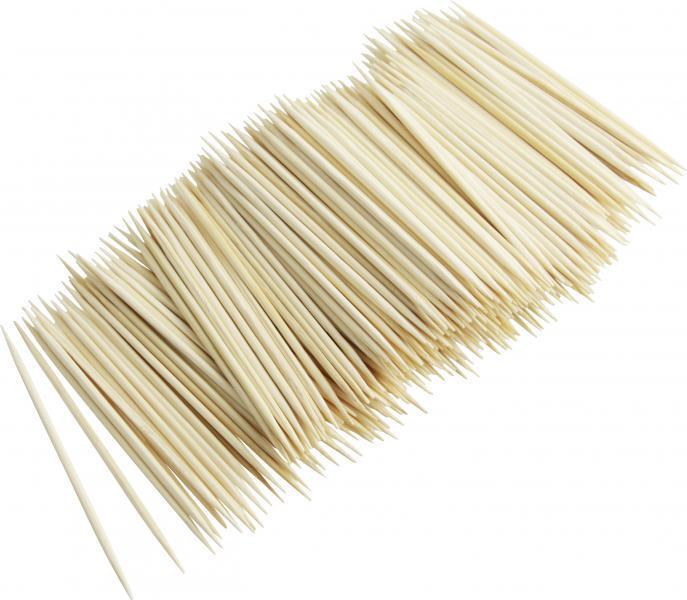 Fackelmann Zahnstocher 68mm Bambus