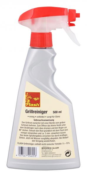 Flash Grillreiniger