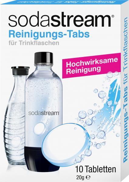 Soda Stream Reinigungs-Tabs für Trinkflaschen