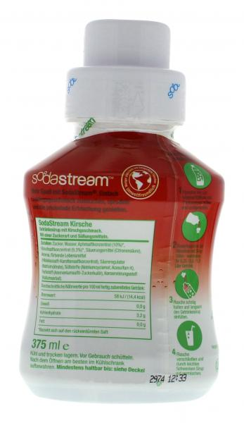 Soda Stream Getränkesirup Kirsche