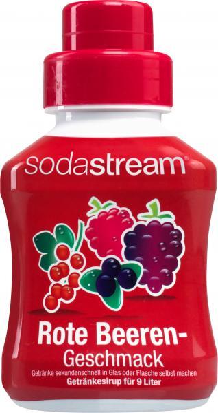 Soda Stream Getränkesirup Rote Beeren