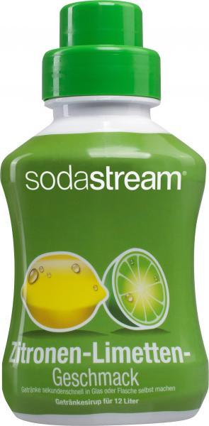 Soda Stream Getränkesirup Zitrone-Limette