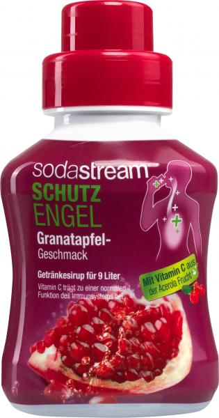 Soda Stream Getränkesirup Schutzengel Granatapfel