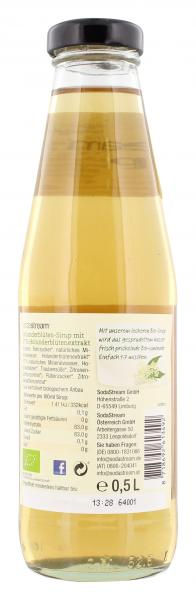 Soda Stream Bio-Sirup Holunderblüte