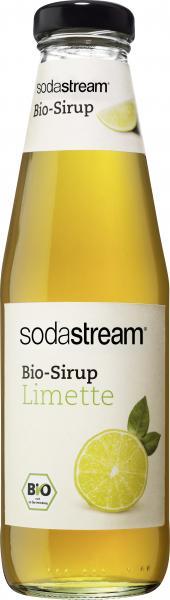 Soda Stream Bio-Sirup Limette