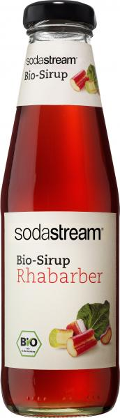 Soda Stream Bio-Sirup Rhabarber