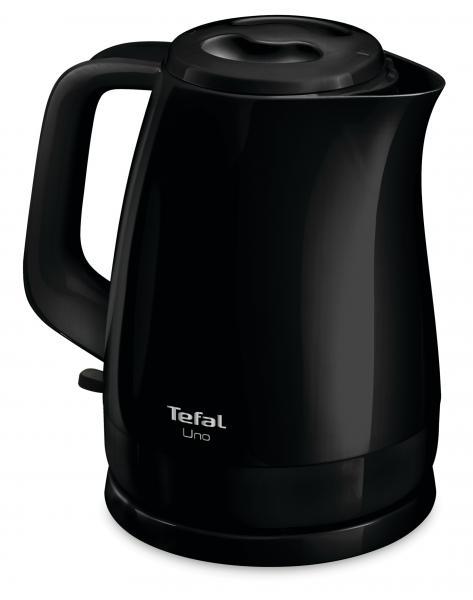 Tefal Wasserkocher UNO KO1508 schwarz