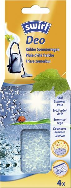 Swirl Staubsauger Deo-Perlen Kühler Sommerregen
