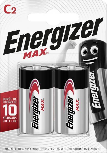 Energizer Max Baby C 1,5V