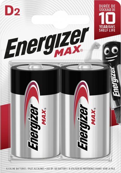 Energizer Max Mono D