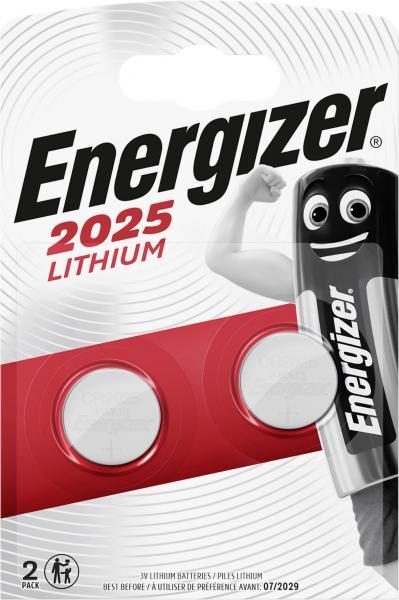 Energizer Lithium CR-Typ 2025