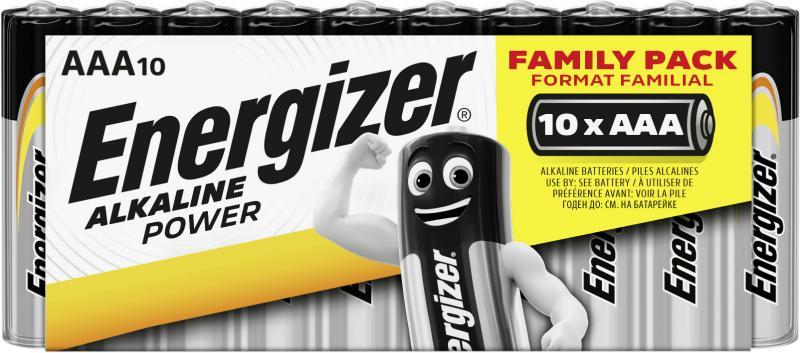 Energizer Alkaline Power Micro AAA