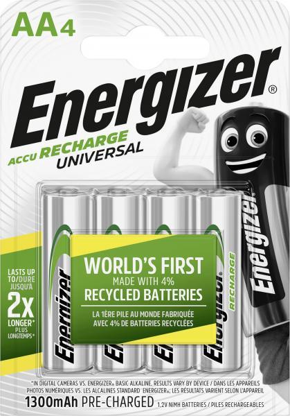 Energizer Akku Universal Mignon AA