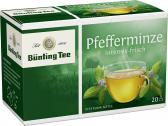 Bünting Tee Pfefferminze <nobr>(20 x 2 g)</nobr> - 4008837218212