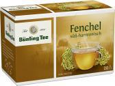 Bünting Fenchel Classic <nobr>(20 x 2,50 g)</nobr> - 4008837218229