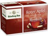 Bünting Roter Apfel <nobr>(20 x 2,50 g)</nobr> - 4008837218274
