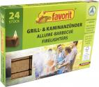 Favorit Grill- & Kaminanzünder (1 St.) - 4006822212450