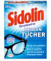 Sidolin Brillentücher streifenfrei <nobr>(20 St.)</nobr> - 4015000018708
