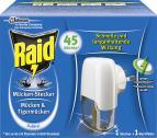 Raid Mücken-Stecker + Nachfüller (1 St.) - 5000204758511
