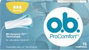 O.b. ProComfort Tampons normal <nobr>(16 St.)</nobr> - 3574660235982