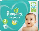 Pampers Baby Dry Gr. 3 Midi 4-9kg <nobr>(34 St.)</nobr> - 4015400705161
